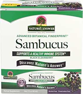 Natures Answer Sambucas Spray, 2 FZ