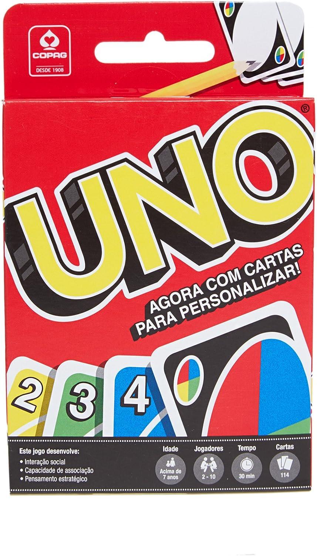Jogo Uno, da Copag