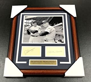 Best joe dimaggio and mickey mantle autographed picture Reviews