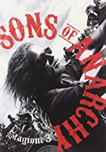 sons of anarchy - season 03 (4 dvd) box set DVD Italian Import