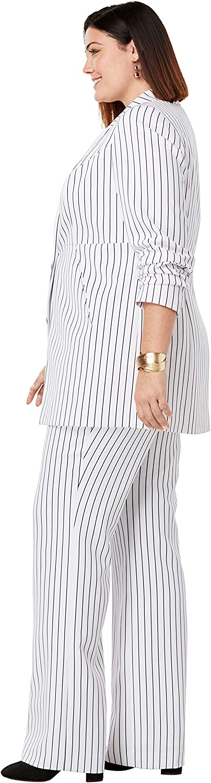 Jessica London Women's Plus Size Bi-Stretch Blazer Professional Jacket