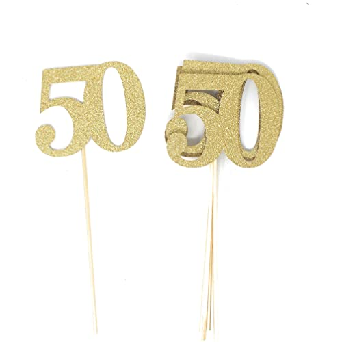 Golden Wedding Centerpieces.50th Wedding Anniversary Centerpieces Amazon Com