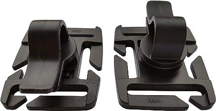 Compatible avec Rieju MRT 50 Support de Plaque dimmatriculation pour Moto Lampe X-Plate 90144 Support pour Plaque r/églable Sport Universel Non sp/écifique 270 x 200 x 40 mm en Aluminium Noir
