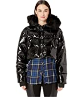 The Kooples - Glossy Down Jacket