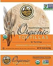 La Tortilla Factory Traditional Flour Organic Tortillas (16 Tortillas)