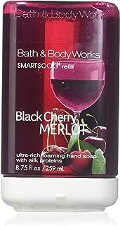 Bath & Body Works - Black Cherry Merlot SmartSoap Refill - Ultra-Rich Foaming Smart Soap Hand Soap Dispenser Refills