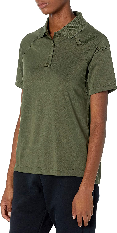Harritton Women's Tactical Performance Long Sleeve Polo Shirt