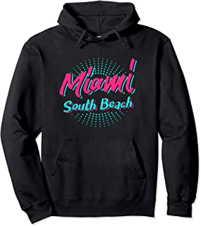 Miami South Beach Pullover Hoodie