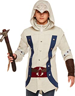 Kids Assassin's Creed Connor Jacket   Officially Licensed