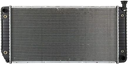 Klimoto Brand New Radiator fits Chevy C/K Series GMC C/K Yukon 5.0L 5.7L V8 GM3010233 52491626 52465838 52465839