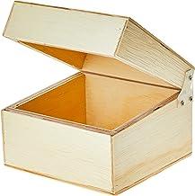 Caixa de fichário, Souza & Cia, 3541, MADEIRA