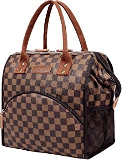 Best checkered lunch bag Reviews