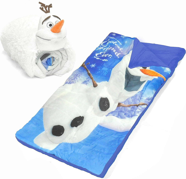 Disney Frozen Olaf Slumber Set (2 Piece) Multicolor Size 30 x 54