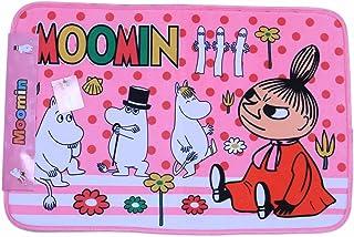 キャラクター ムーミン バスマット バス用品 グッズ 40×60 cm (ピンク)