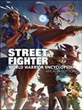 Street Fighter World Warrior Encyclopedia – Arcade Edition HC PDF