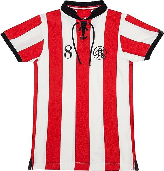 Coolligan - Camiseta de Fútbol Retro 1898 Leones - Color ...