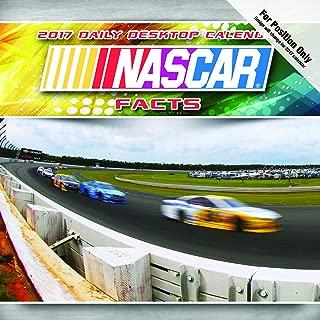 2017 NASCAR Facts Daily Desktop Calendar