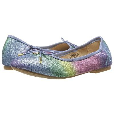 Sam Edelman Kids Felicia Ballet (Little Kid/Big Kid) (Rainbow Ombre) Girls Shoes