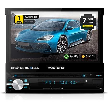 Neotone Ndx 150a Universelles 1din Autoradio Mit Elektronik