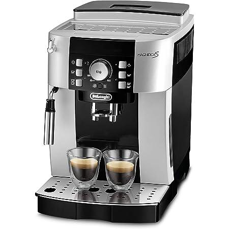 DeLonghi ECAM 21.116.SB Espresso machine, 1450 W, 250 kilograms, Argent