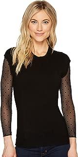 Women's Sheer Fashion Mesh Thong Bodysuit