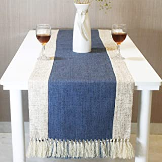 Best rustic linen table runner Reviews