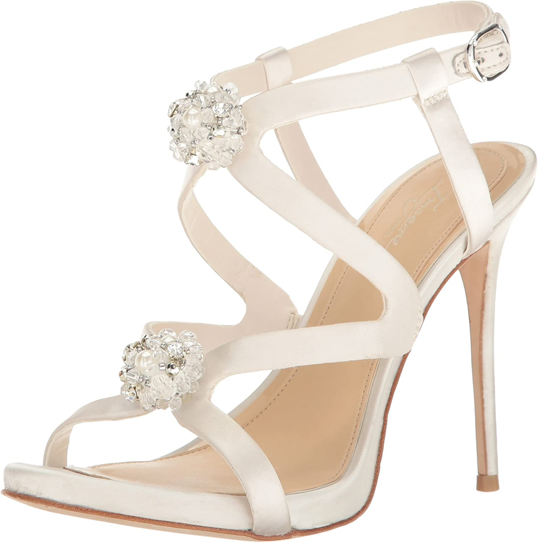 Imagine Vince Camuto Womens Daija Heeled Sandal