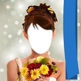 女性のヘアフラワーサロン