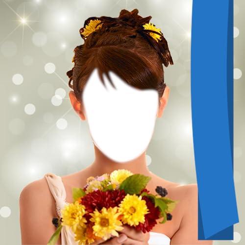 Salon de fleurs pour cheveux