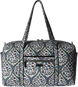 Iconic Large Travel Duffel