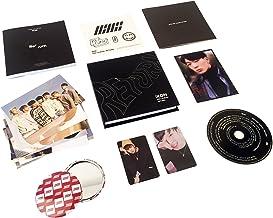 IKON 2nd Album : Return [ BLACK Ver. ] CD + Photobook + Lyrics Book + Postcard + Photocard + Photofilm + Sticker + FREE GIFT / K-Pop Sealed