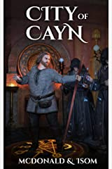 City of Cayn (Cayn Trilogy Book 2) Kindle Edition