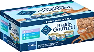 Blue Buffalo Blue Healthy Gourmet Adult Variety Pack Cat Food