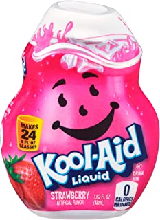 Kool Aid Strawberry Liquid Drink Mix (1.62 oz Bottle)