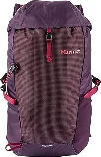 Marmot Kompressor 18L Pack, Dark Purple/Brick, 38970-7498-ONE