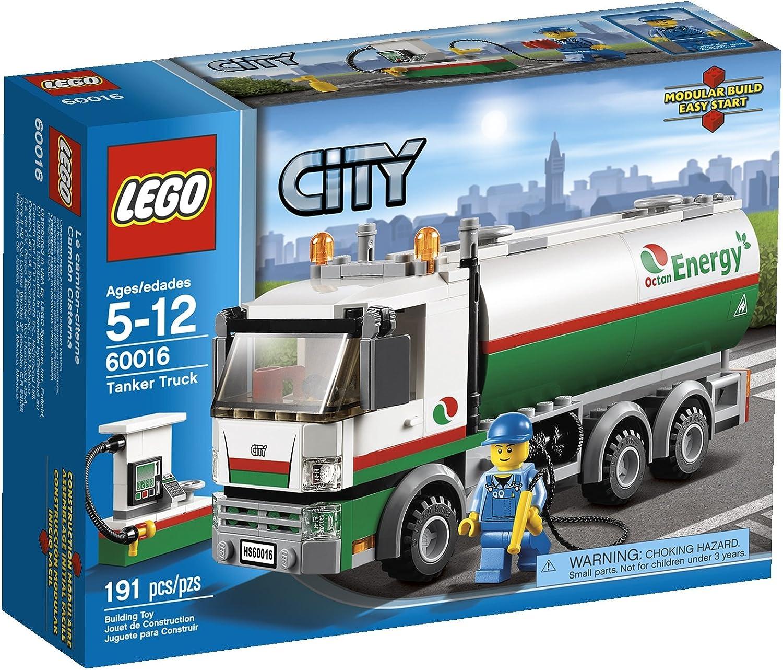 despacho de tienda LEGO City Tanker Truck [60016 - 191 191 191 pcs]  tienda en linea