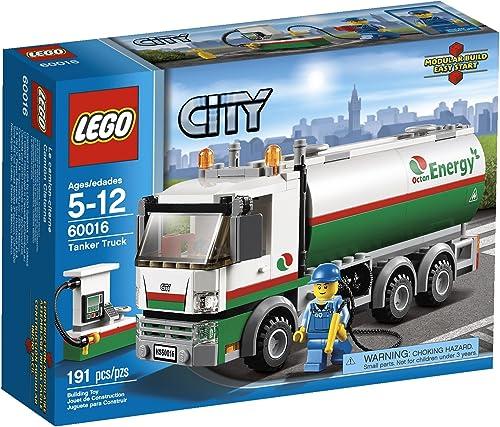 precios mas baratos LEGO City City City Tanker Truck [60016 - 191 pcs]  precio al por mayor