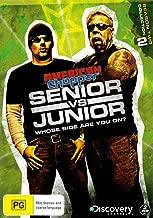 American Chopper: Senior vs. Junior - Season 2 Part 2 NON-USA FORMAT, PAL, Reg.4 Australia
