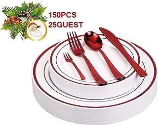 Best fall plastic dinner plates Reviews