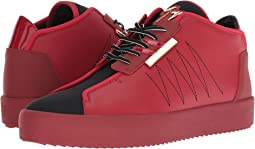 May London Neoprene Mid Top Sneaker
