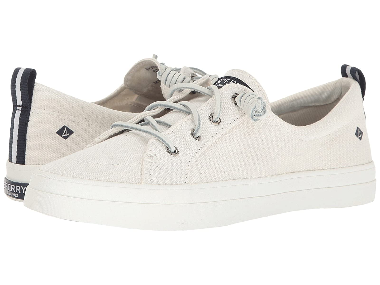 Sperry Crest Vibe Washed LinenAtmospheric grades have affordable shoes