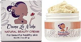 La Niche Natural Skin Lightening Cream to help minimize Dark Spots from Age, Acne, Sun and Brighten Skin Naturally. Crema La Niche Milagrosa Resultados para Manchas en la Piel por Sol, Acne Pano y Mas