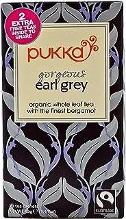 Pukka Herbs Bio Elegant Earl Grey, 40 g