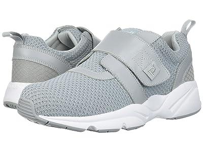 Propet Stability X Strap (Light Grey) Men