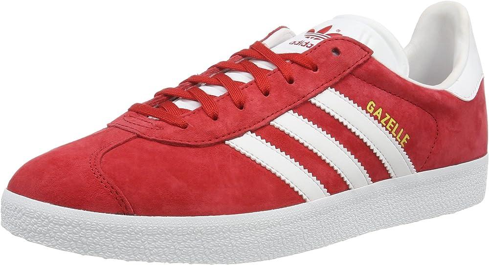 Adidas gazelle, scarpe sneakers da uomo, in pelle scamosciata BB5476