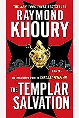 The Templar Salvation (Templar series Book 2) Kindle Edition