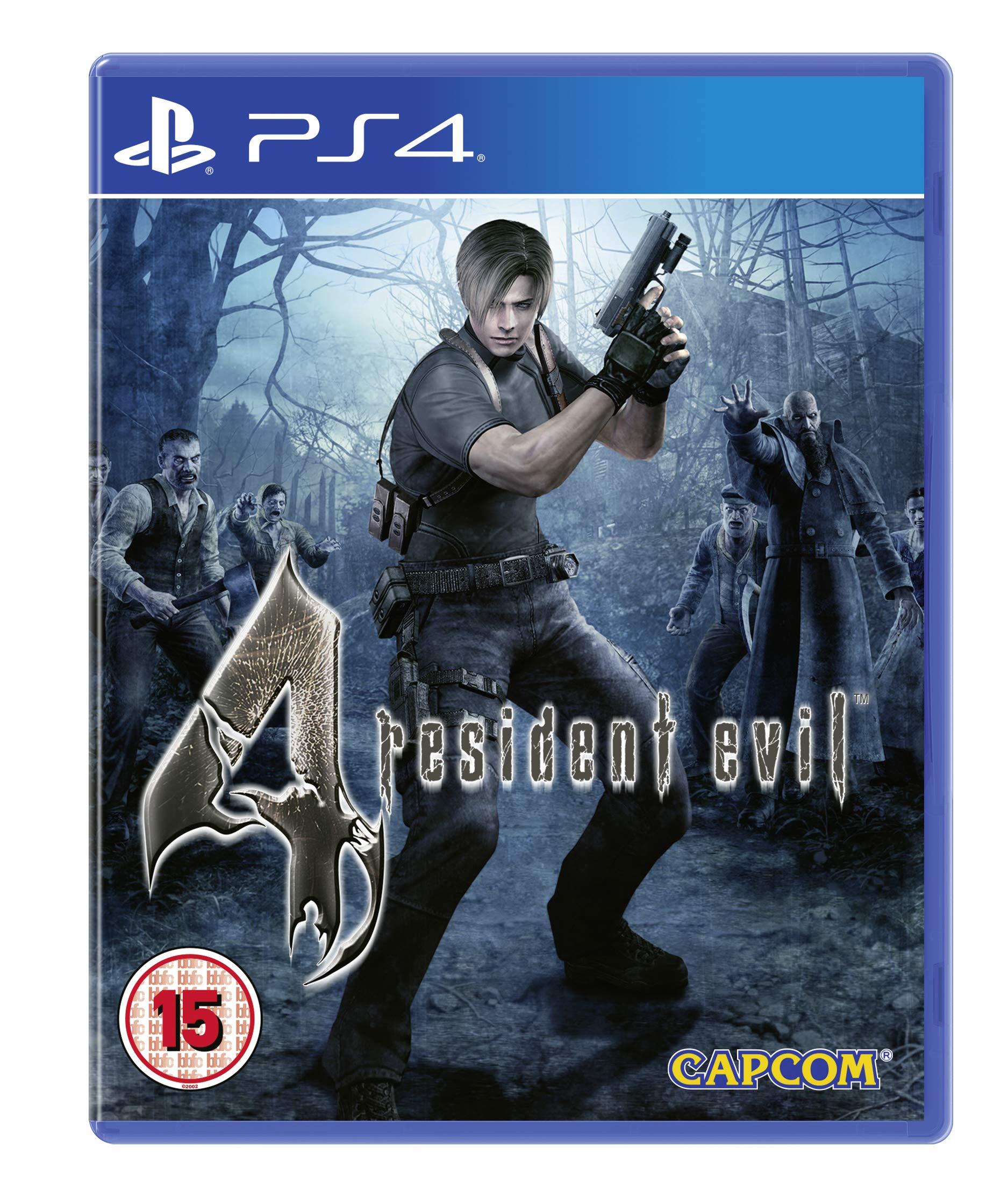 Resident Evil 4: Amazon.es: Videojuegos