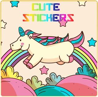 cute photo sticker app
