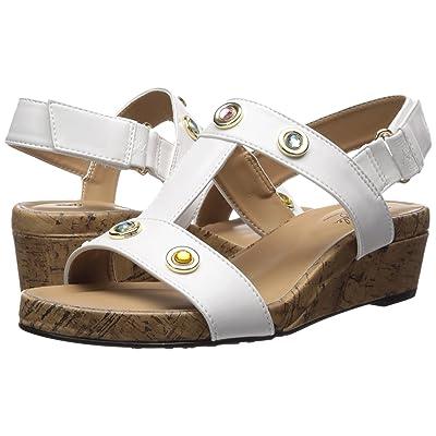 Soft Style Oralee (White Vitello) Women