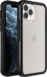 LifeProof for AppleiPhone 11 Pro, Clear and Thin Drop Proof Protective Case, SEE Series, Black Crystal - clear/black